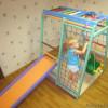Спортивный уголок в детскую комнату — фото
