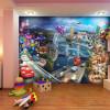 Примеры фотообоев для детских комнат — фото