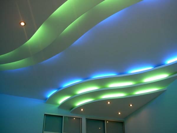 подвесной потолок для детской комнаты фото