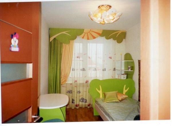 Дизайн детской комнаты для мальчика подростка: проект