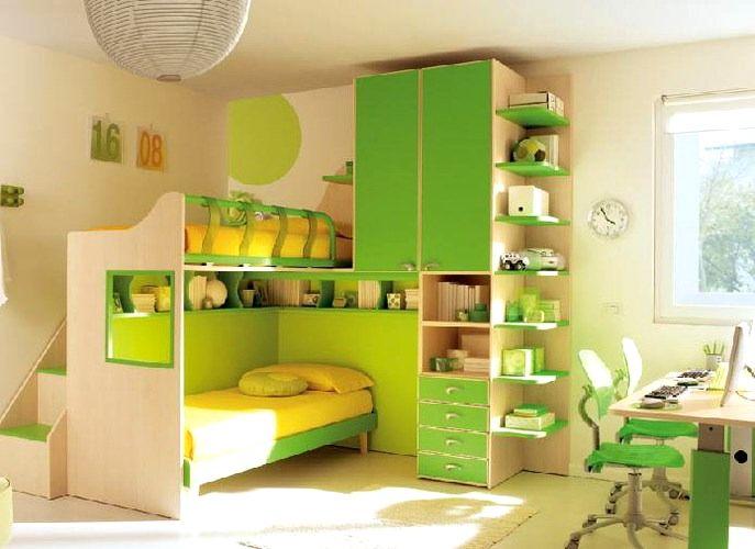 Мебель для детской комнаты для двоих детей