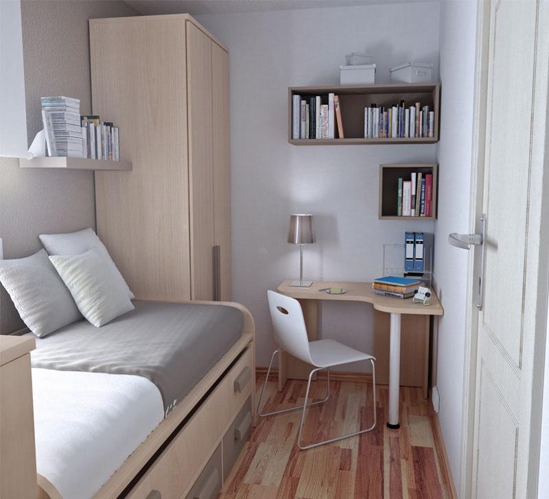 Дизайн молодёжной комнаты
