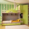 Детская комната с двухъярусной кроватью: фото, как выбрать, на что обратить внимание