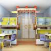 Дизайн детской комнаты для двух мальчиков: фото, идеи, решения для разных возрастов