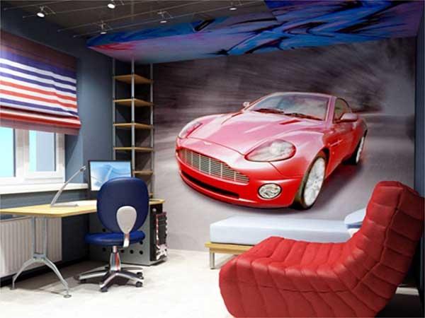 Дизайн комнаты для подростка мальчика: фото, стили, как выбрать мебель, как отделать