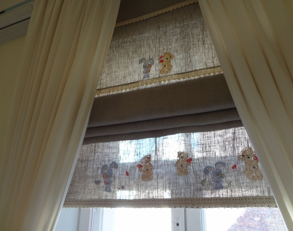 Римские шторы в детскую: фото, как установить, какой выбрать дизайн мальчику и девочке, как ухаживать