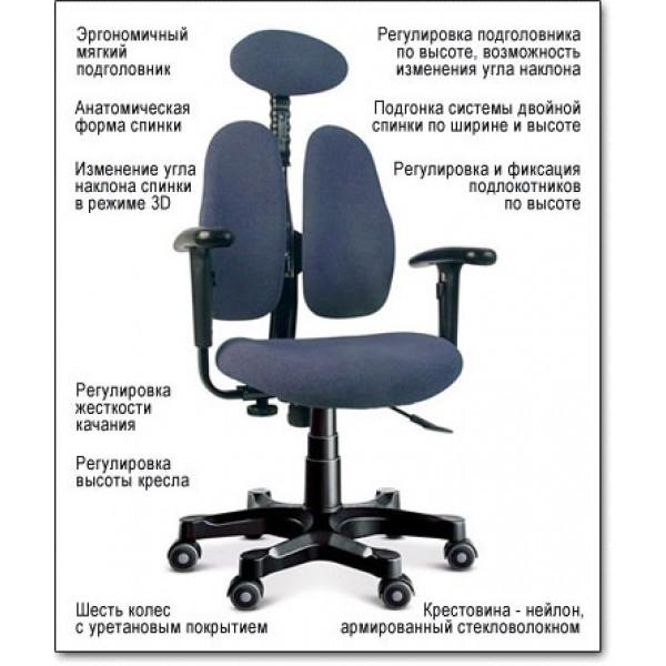 Кресло школьника с регулировкой